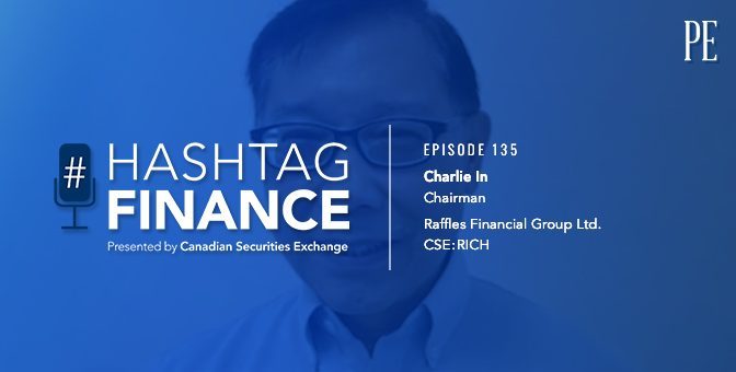 Charlie In on Building Bridges through International Banking | #HashtagFinance