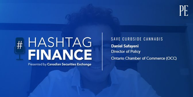 Daniel Safayeni on the OCC's Fight to Save Curbside Cannabis | #HashtagFinance Special Edition