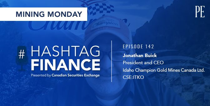 Jonathan Buick on Developing a Technical Knockout in Idaho | #HashtagFinance