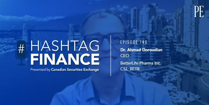 Dr. Ahmad Doroudian on the Potential of a COVID-19 Treatment | #HashtagFinance