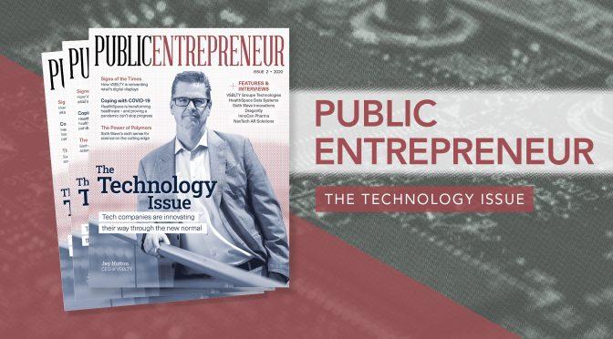 Public Entrepreneur Magazine: The Technology Issue – Now Live!