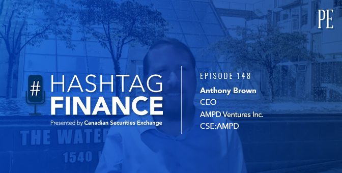 Anthony Brown on Computing the New Digital Era | #HashtagFinance