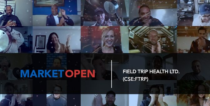 Field Trip Health Ltd. Joins the CSE at Our First Virtual Market Open