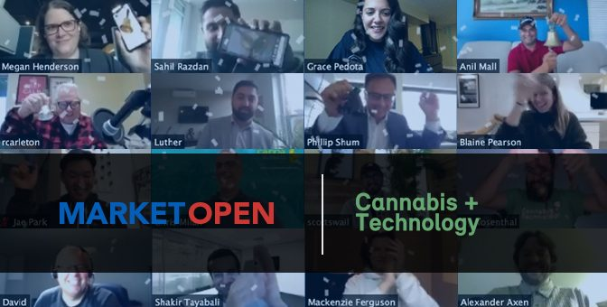 Business of Cannabis Joins the CSE for a Virtual Market Open