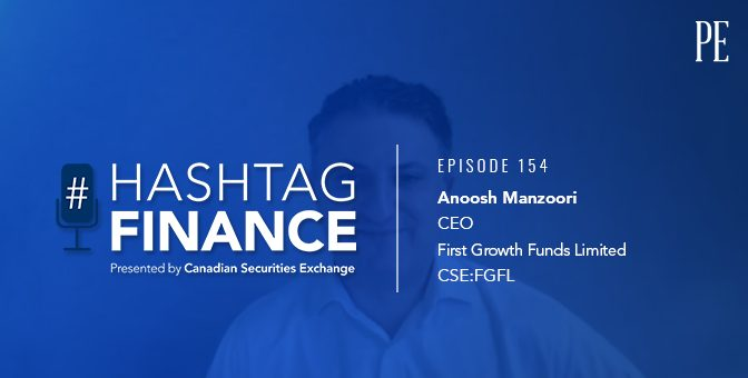 Anoosh Manzoori on the Diversified Approach to Small Cap Investing | #HashtagFinance