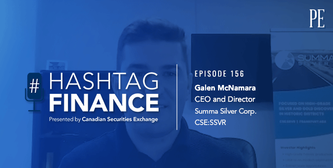 Galen McNamara on the Wild History, Promising Future of the Silver State | #HashtagFinance