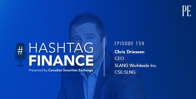 "Chris Driessen on Building ""THE"" House of Brands in Cannabis 