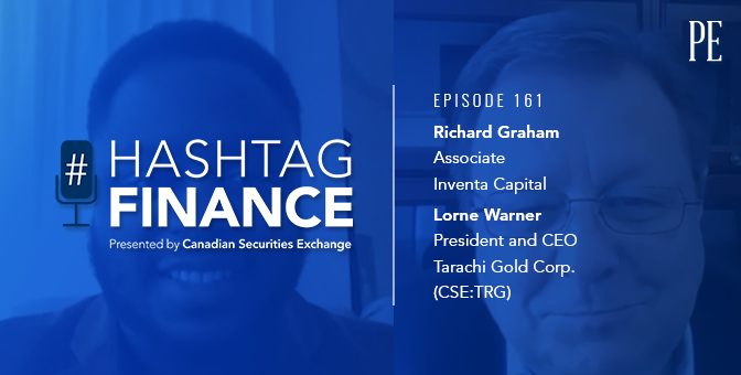 Richard Graham and Lorne Warner on Gold Development in Mexico | #HashtagFinance
