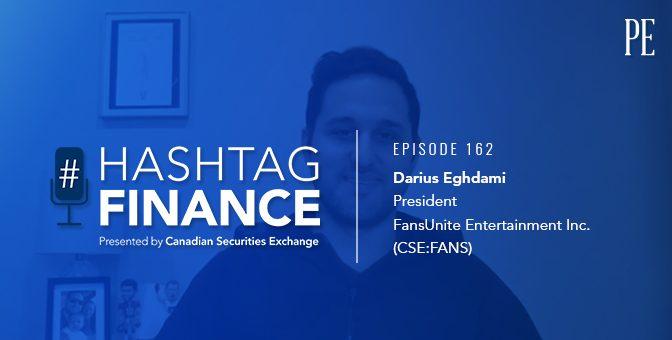 Darius Eghdami on Developing the Tech Behind Regulated Gaming | #HashtagFinance
