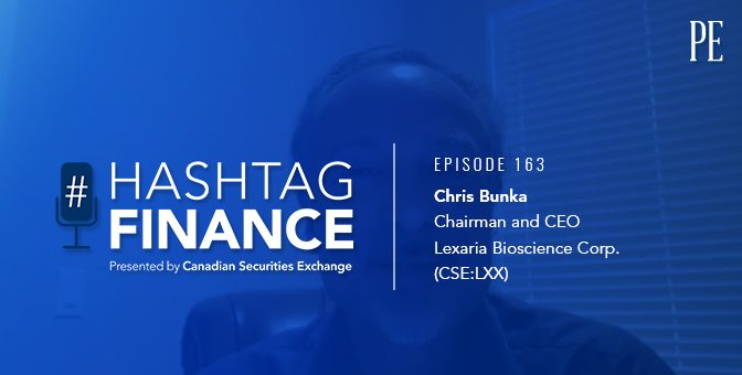 Chris Bunka on the New Science of Dosing and Drug Delivery | #HashtagFinance