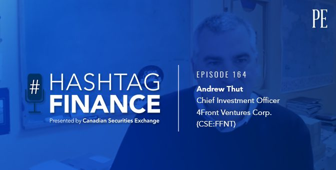 Andrew Thut on Building Large Scale Cultivation for Long Term Growth | #HashtagFinance
