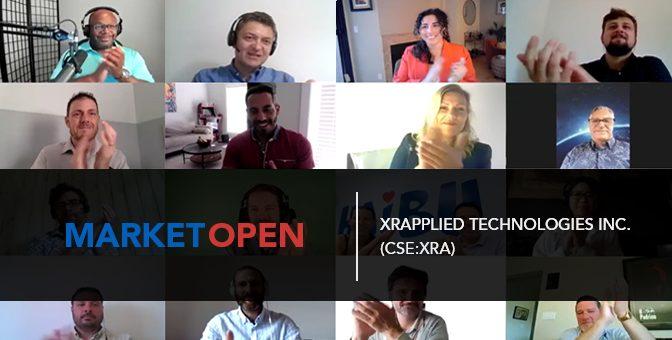 XRApplied Technologies Inc. (CSE:XRA) Joins the CSE for a Virtual Market Open